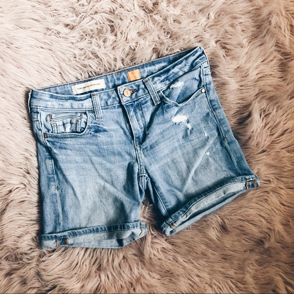 Anthropologie Pants - Pilcro and the Letterpress Shorts